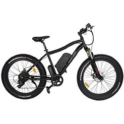 Avis Vélo électrique VTT Weebike - Le Cross Noir