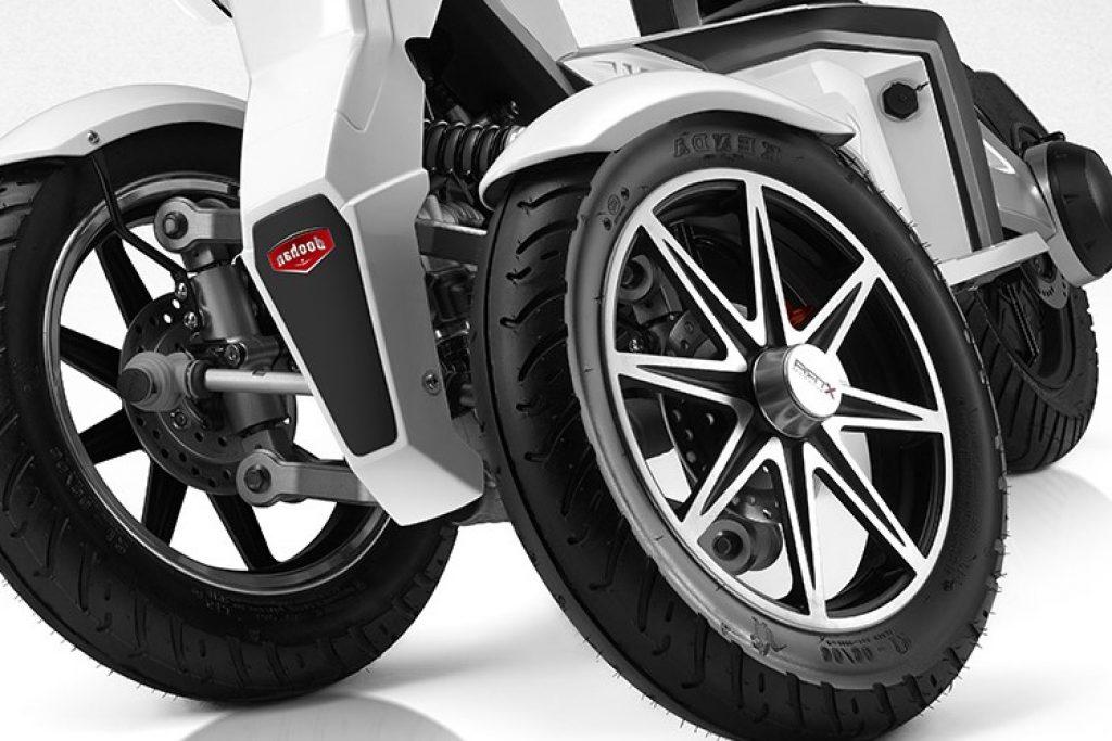 scooter electrique 3 roues doohan itank frein disque comparatif avis