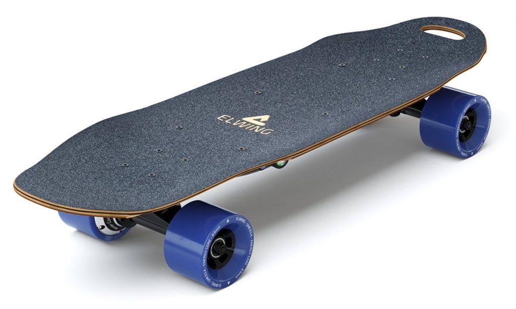 Acheter skate electrique compact et sophistique elwing boards