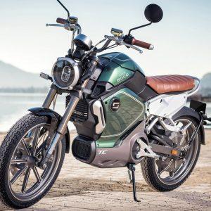 super soco moto electrique vintage
