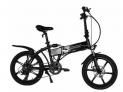 Le Road Noir – Vélo électrique pliant Weebike