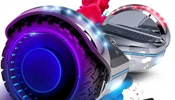 Trottinette, hoverboard, quel modèle choisir pour rouler au quotidien?